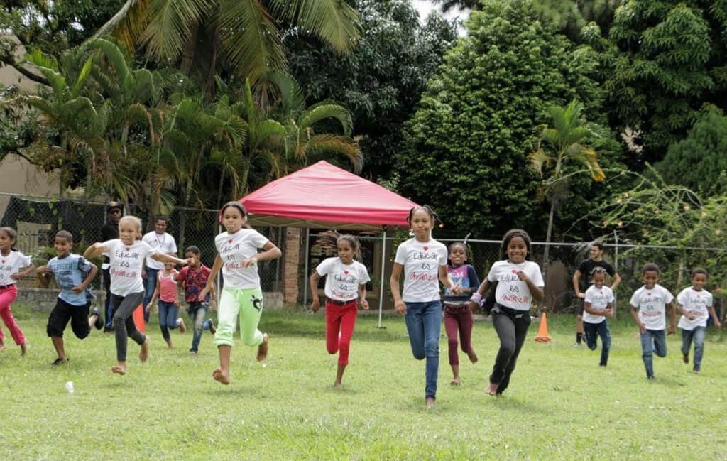 Finaliza con alegría Campamento de Verano 2018